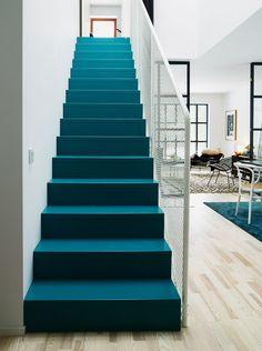 Scandinavian home, Designer: Koncept, Photographer: Henrik Bonnevier, Source: Frenchy Fancy