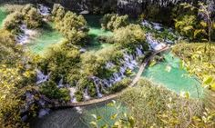 Plitvice National Park - Croatia.