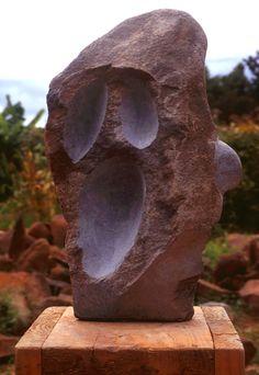Stone Sculpture M. Scott Johnson