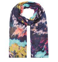 Buy Hobbs Belinda Scarf, Navy/Multi from our Women's Hats, Gloves & Scarves range at John Lewis & Partners. Classic Trench Coat, Hobbs, Hats For Women, Plaid Scarf, Knitwear, Scarves, Gloves, Floral Prints, Navy