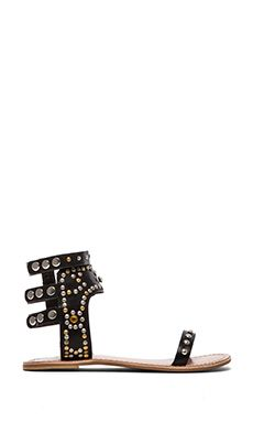 Sandals, how I love thee, let me count the ways... Matisse Isla Sandal in Black | REVOLVE, $99