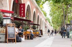 Le viaduc des arts à Paris