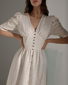 Cute Casual Outfits, Modest Outfits, Pretty Outfits, Pretty Dresses, Beautiful Dresses, Dress Outfits, Fashion Dresses, Simple Dresses, Casual Dresses