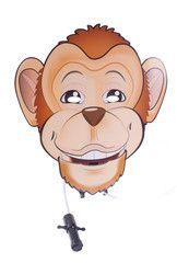 Talking Headz - Monkey mask. | Paper Products Online