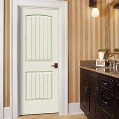 Milliken millwork 60 in x 80 in craftsman smooth Double prehung interior doors home depot