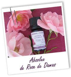 Absolue Rose de Damas Aroma-Zone