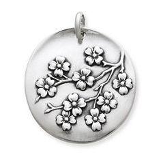Dogwood Blossoms Pendant at James Avery