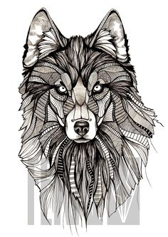 wolf designs - Google Search