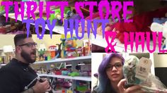 Thrift Store Toy Hunt & Haul | Monster High, Dolls, Playsets, & More!