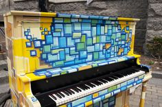 Play Me, I'm Yours #Piano - Québec, Canada 2014