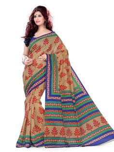 """#Sanskar Sarees ONLY for 699/- !  100/- Discount on Coupon code """"EQ100""""!!  Free shipping * Easy returns * Cash on Delivery!!  Shop here: http://www.ethnicqueen.com/eq/sarees/sanskar/"""
