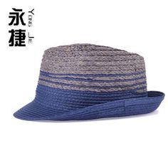 Color Matching Ms Sir Lafite Grass Straw Hat Summer Sun Hat