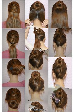 Cool 1000 Images About Sock Bun On Pinterest Sock Buns Buns And Updo Hairstyles For Men Maxibearus