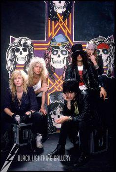 Axl Rose, Guns N Roses, Steven Adler, Rock N Roll, Rock And Roll Bands, Great Bands, Cool Bands, Sweet Child O'mine, Big Hair Bands
