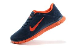 huge selection of 776bc c7fc7 Fashion Nike Free 4.0 V3 Blue Orange Winter Shoes, AUD  96.42    www.jetsneakers.com