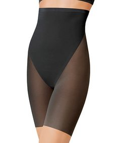 Love this Haute Contour High Waist Midthigh Shorts - Pitch on Types Of Women, Spanx, Full Figured, Shapewear, How To Look Pretty, Contour, Thighs, Curvy, Clown Mask