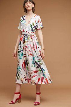 Mara Hoffman Maui Palm Dress