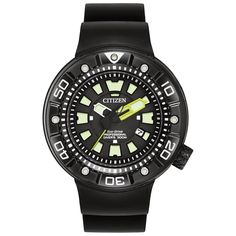 332256a351d Citizen Men s BN0175-19E Promaster Diver Stainless Steel Watch Gents  Watches