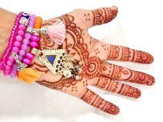 Kuchi Bracelet Arabesque bracelet  Bollywood bracelet by Nezihe1