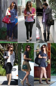 rachel everyday really love her style