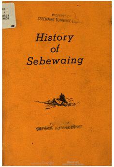 history of Sebewaing, Michigan