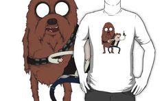 Space Adventure Time tshirt