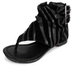 Generation19 Gladiator Ankle Strap Sandal (Toddler/Little Kid/Big Kid) Max Footwear. $9.95