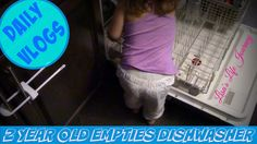 2 Year Old Empties Dishwasher || DAILY VLOGS #dailyvlog #2yearoldemptiesdishwasher #2yearold #toddler #motherhood #costco #walmart #attentiondeficitdisorder #anxiety #depression #mentalhealth #lisaslifejourney
