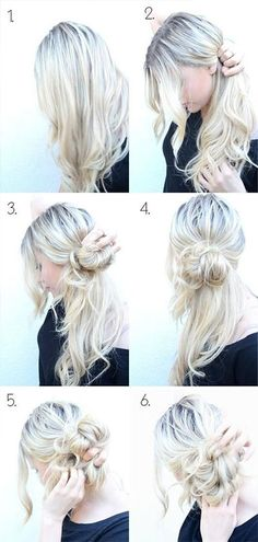 Messy Bun Hacks, Tips, Tricks, Hair Styles for Lazy Girls, How To | Teen.com