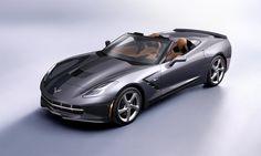 The Chevrolet 2014 Corvette Stingray convertible