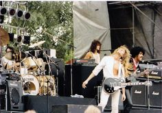 THIN LIZZY monsters of Rock 1983