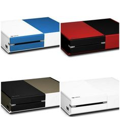ColorWare Launches Lineup Of Customized Xbox One Consoles