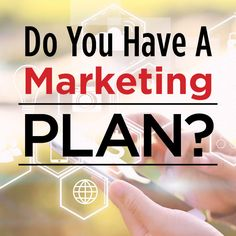 Do you have a Marketing Plan in place? Here is a great read on things to consider for your next marketing plan. #marketing #plan