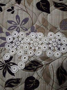 Filet Crochet, Crochet Motif, Crochet Doilies, Crochet Lace, Baby Girl Dress Patterns, Crochet Tablecloth, Irish Lace, Free Pattern, Girls Dresses