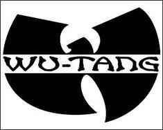 WU-TANG (CLAN LOGO) STICKER