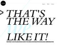 http://www.neotokio.it via @url2pin Nice designed & animated