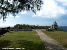 Fuerte de Nuestra Señora de la Soledad, en Guam, Estados Unidos: