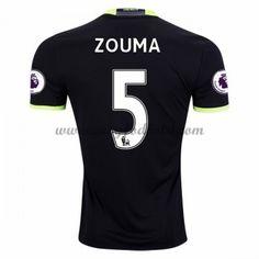 Fodboldtrøjer Premier League Chelsea 2016-17 Zouma 5 Udebanetrøje