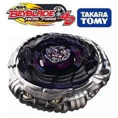 ☆ TOUPIE DIABLO NEMESIS X:D BEYBLADE 4D System Metal Master BB122