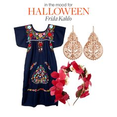 Halloween Costumes Straight Off the Runways of Christopher Kane, Altuzarra, and More friday kahlo