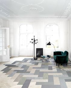 Carpet Trends 2017 Colors Forms Materials And Innovations Vinyl Fabric Carpeting Interior Design Inspiration
