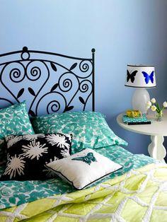 Bedroom Wall Decor | Decals