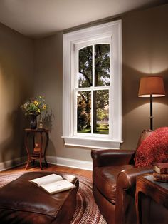 Double-Hung windows offer state-of-the-art design in a variety of styles suitable for every home. They are incredibly durable and easy to use, and are even versatile enough for historic window replacement projects. They add quality craftsmanship, beauty and energy efficiency, while maintaining architectural integrity. Even better, the exclusive integrated tilt lever lock allows the window sash to be tilted in or removed for effortless cleaning. Learn more at http://www.solarglass.com