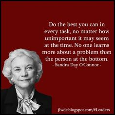 Sandra Day OConnor (1930 - ) first woman to serve as associate justice on the US Supreme Court