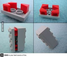 The ultimate LEGO trick. Wish I knew this as a kid.
