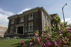 Millsaps College in Mississippi