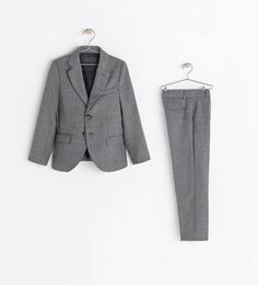 for the boys GREY SUIT