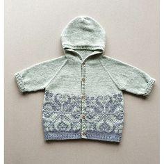 Ravelry: Taiga hoodie pattern by Svetlana Volkova