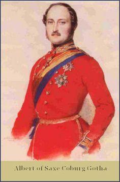 Albert, Prince Consort, Queen Victoria's husband (via Queen Victoria)