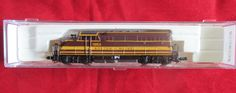 NOS Life-Like N #7913 BL-2 Locomotive Boston & Maine #1553 IOB
